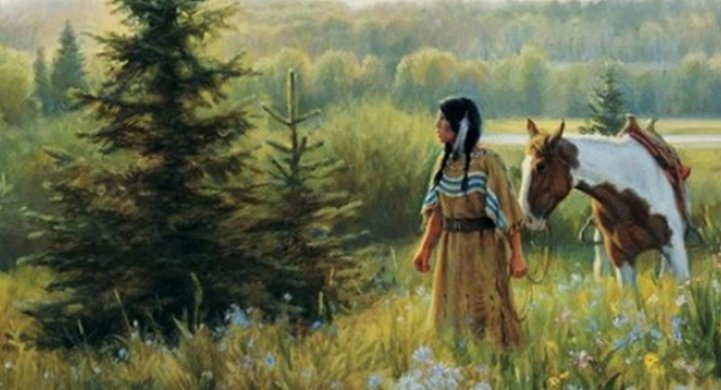 Indiánska výprava