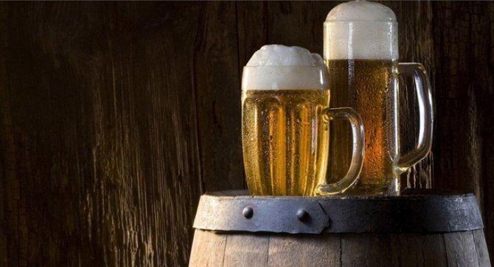 Súťaž v pití piva